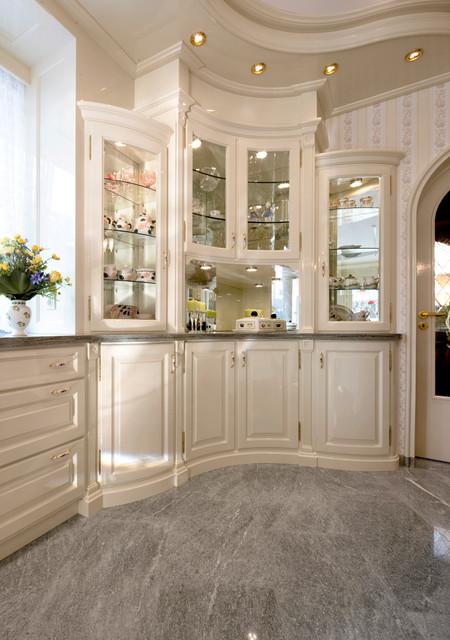 exklusive landhausk che klassisch k che sonstige von baur wohnfaszination gmbh. Black Bedroom Furniture Sets. Home Design Ideas