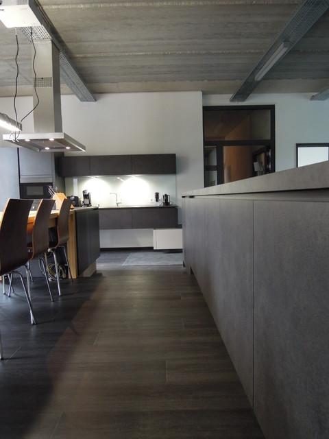 Weltbeste Büroküche - Modern - Kitchen - Frankfurt - by Lang ... | {Büroküche 27}