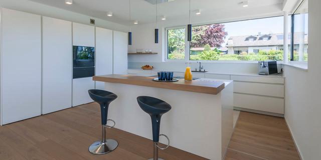 Haus auf der Schillerhöhe - Modern - Küche - Sonstige - von