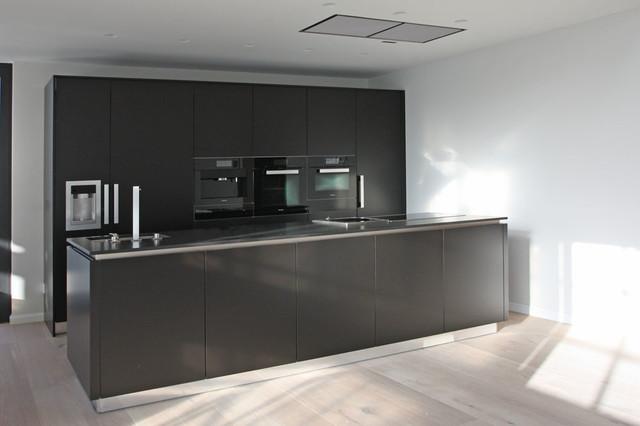 haus e77 minimalistisch k che dortmund von tim. Black Bedroom Furniture Sets. Home Design Ideas