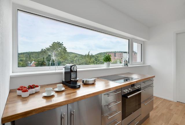 Haus em for Voir cuisine moderne