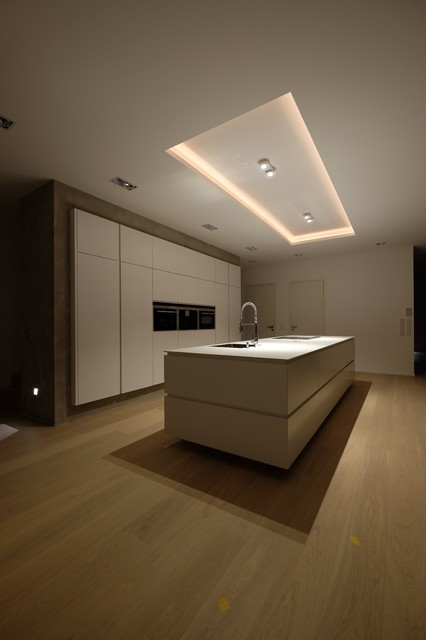 Haus krn modern kitchen dusseldorf by aprikari for Haus kitchens