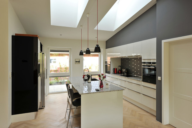 Haus n contemporary kitchen other metro by for Haus kitchens