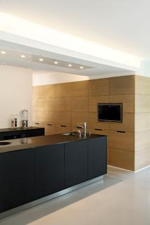 villa dreieichenweg hamburg modern k che hamburg. Black Bedroom Furniture Sets. Home Design Ideas