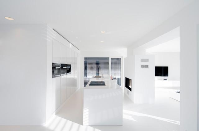 Haus THY modern-kueche