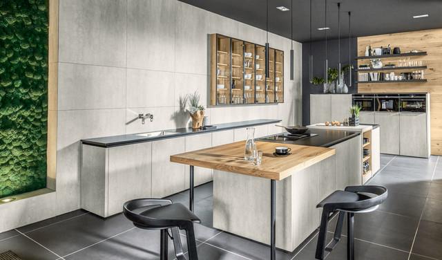 Pronorm Einbauküchen Gmbh hausmesse 2018 - modern - küche - von pronorm einbauküchen gmbh