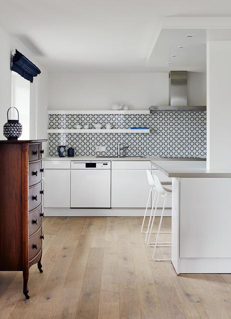 Warum diese 16 weißen Küchen nicht langweilig sind