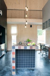 Holzhaus Mit Leimfreien Nur Holz Gebaut