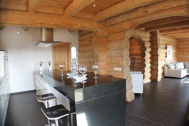 home staging blockbohlen holzhaus in schleswig holstein. Black Bedroom Furniture Sets. Home Design Ideas