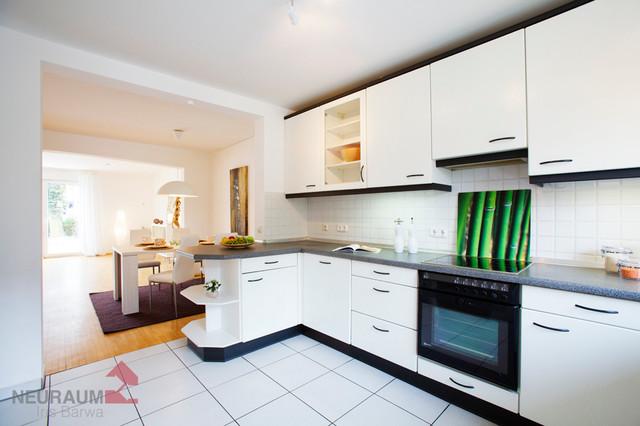 Outdoor Küche Reihenhaus : Home staging reihenhaus im rheinland modern küche essen