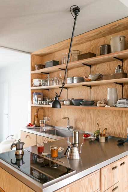 Cor Berlin houzzbesuch cor scandinavian kitchen berlin by hejm