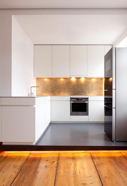 Impressionen einer Küche - Modern - Küche - München - von ...
