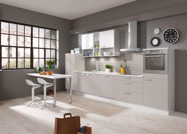Klassische küchenzeile modern kitchen