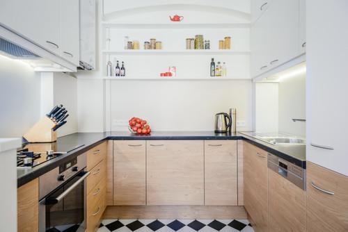 Küchenrenovierung – Kochgenuss trotz geringem Platz | Tiny Houses