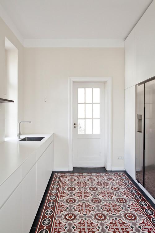QIEZ » So cool kann die Küche einer Gründerzeitvilla aussehen