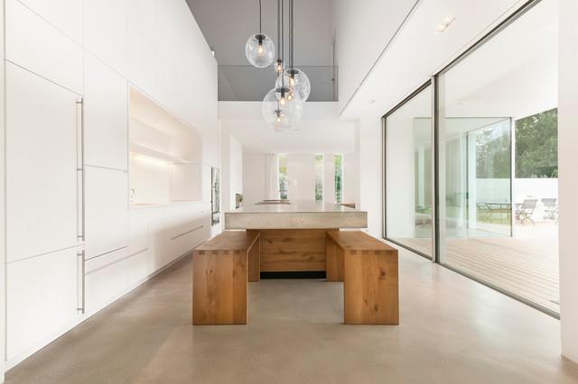 k che beton eiche w industrial k che m nchen von wiedemann werkst tten. Black Bedroom Furniture Sets. Home Design Ideas
