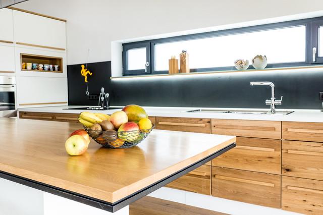k che modern k che sonstige von schreinerei kupferschmid. Black Bedroom Furniture Sets. Home Design Ideas