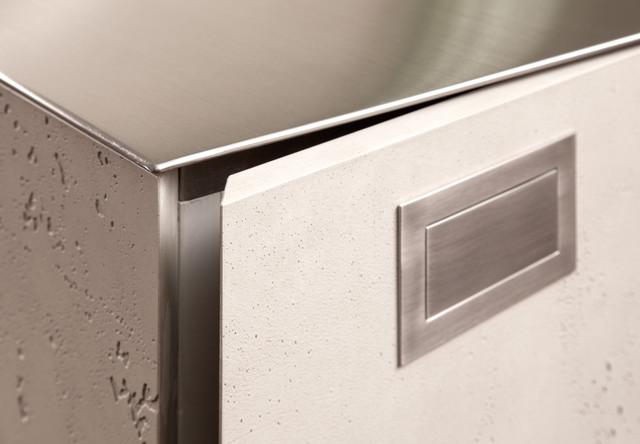 Küche von Rempp mit imi beton Contemporary Kitchen