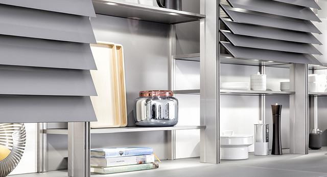 Küchen Modern Style - Küchenregal