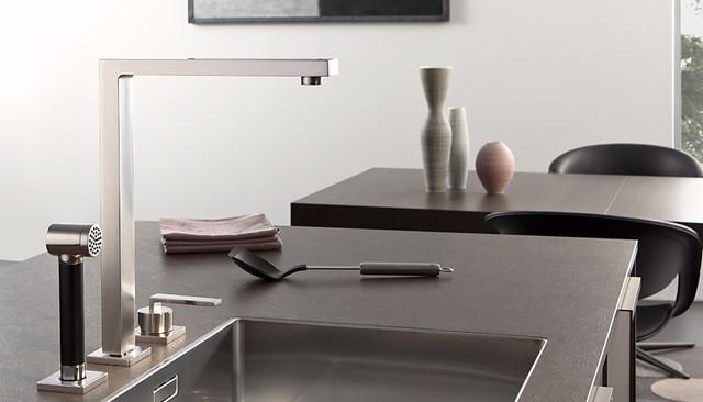 k chen modern style waschbecken. Black Bedroom Furniture Sets. Home Design Ideas