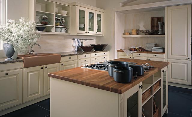 Küchen Traditional Style - Landhaus Küche - Klassisch modern - Küche ...