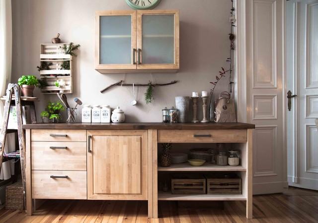 k chenzeile kitchen impossible k chenm bel aus holz. Black Bedroom Furniture Sets. Home Design Ideas