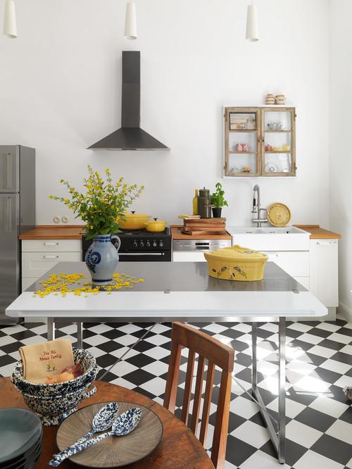 k chendeko 13 einfache inszenierungen f r bessere bersicht bild der frau. Black Bedroom Furniture Sets. Home Design Ideas