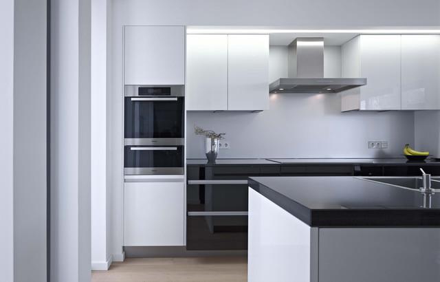 leicht k chen architecture kitchens. Black Bedroom Furniture Sets. Home Design Ideas