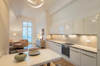 leipzig pragerstra e skandinavisch k che leipzig. Black Bedroom Furniture Sets. Home Design Ideas
