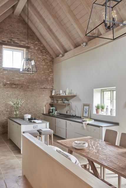 Amazing Limehouse Kitchen, Neptune Contemporary Kitchen