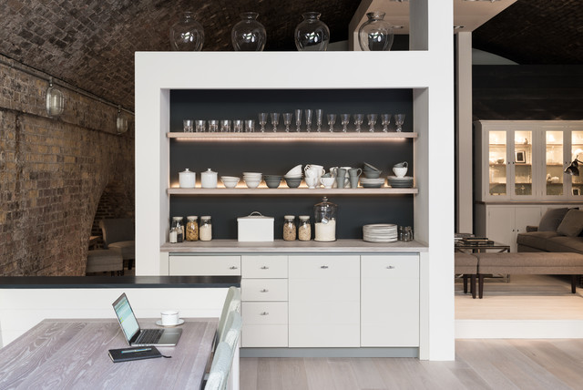 Limehouse K Che Contemporary Kitchen Dusseldorf By Neptune Home Germany