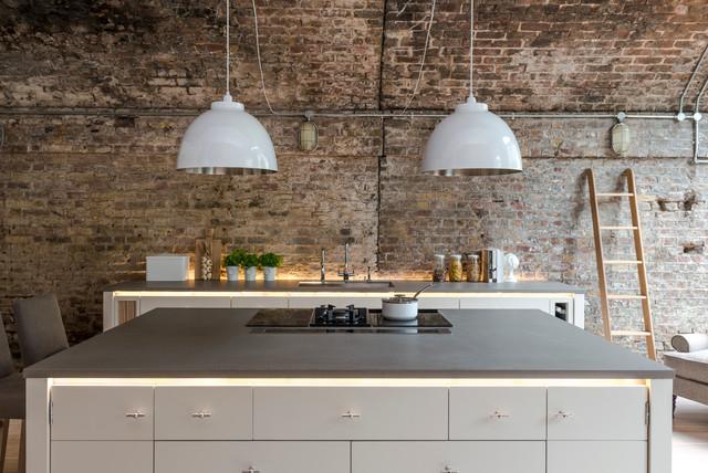 Limehouse Kche Contemporary Kitchen Dusseldorf By