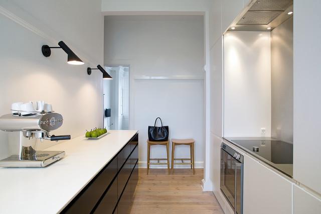 louis poulsen aj k che beleuchtung f r arbeitsplatte mid. Black Bedroom Furniture Sets. Home Design Ideas