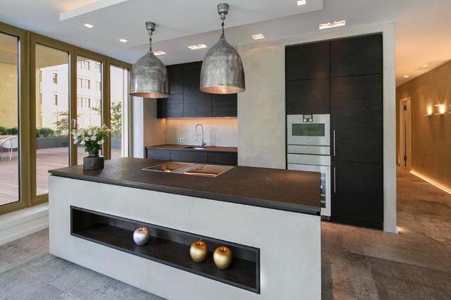 LUX Berlin Mitte - Modern - Küche - Berlin - von Crownhill Interieur