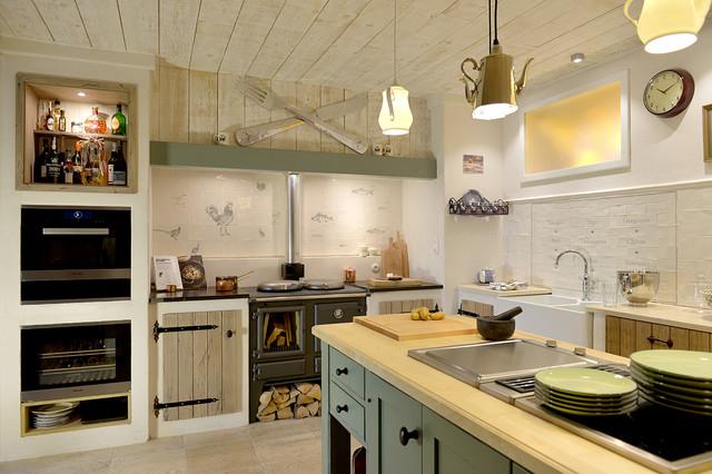Elegant Maidstone, Die Gemauerte Küche Country Kitchen