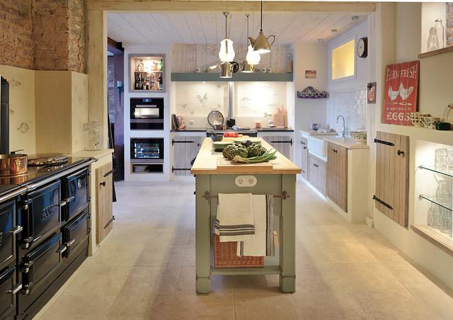 Nice Maidstone, Die Gemauerte Küche