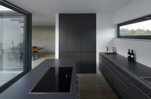 Schwarze Küche: 21 elegante Design-Ideen