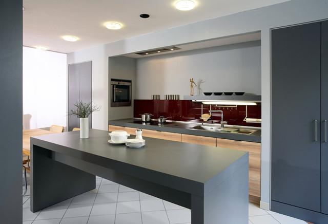 Moderne Küchen Bax Contemporary Kitchen