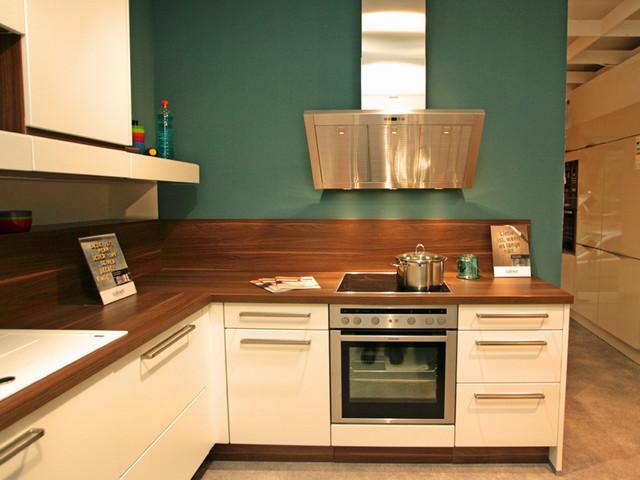 Moderne Lösungen auf kleinem Raum - Moderne Winkelküche ...