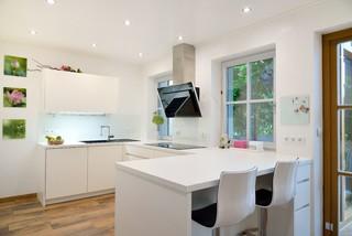Kleine Küchen in U-Form Ideen, Design & Bilder   Houzz