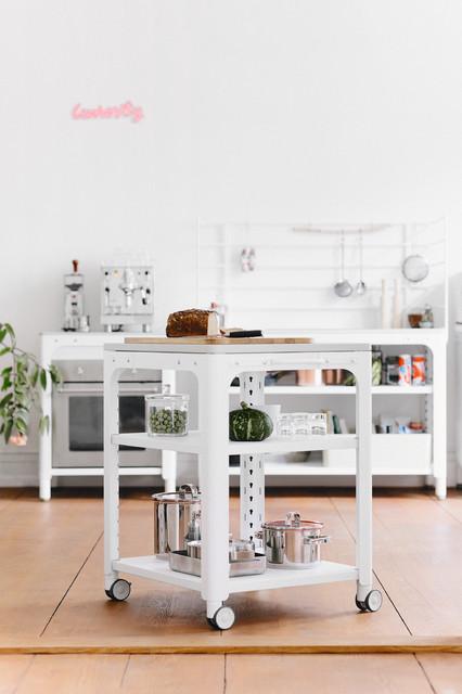 Modulare Küchen - Klassisch modern - Küche