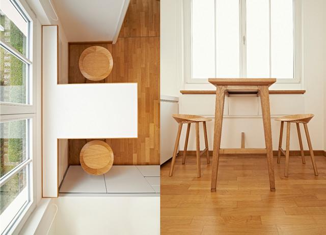 potsdamer platz berlin classique cuisine other metro par stephan m bel. Black Bedroom Furniture Sets. Home Design Ideas