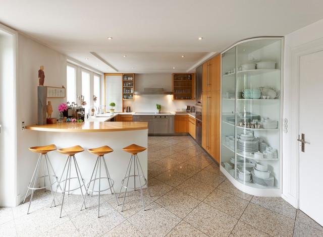 private wohnung ruhe modern k che hamburg von. Black Bedroom Furniture Sets. Home Design Ideas