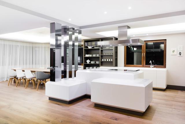 projekt x umbau eines penthouse mit gro er dachterrasse. Black Bedroom Furniture Sets. Home Design Ideas