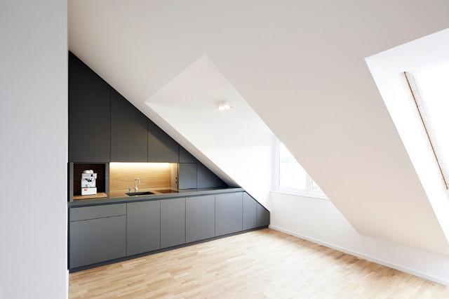 Pythagoras Küche modern-kueche