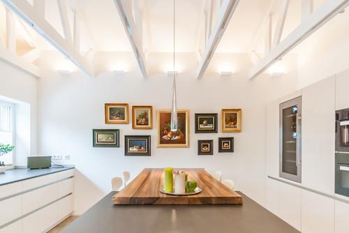 Wandgestaltung in der Küche: 8 Ideen für die Küchenwand