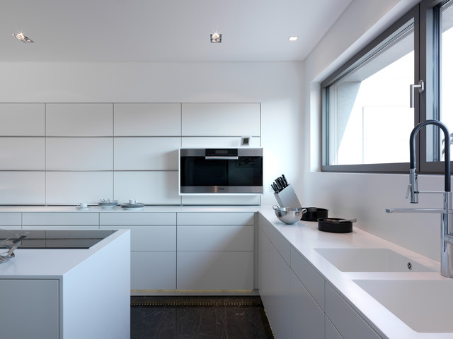 Residential building | Creacubo Home Concepts | Luxembourg - Modern ...