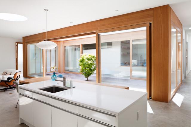 Residential building | Design*21 | California modern-kitchen