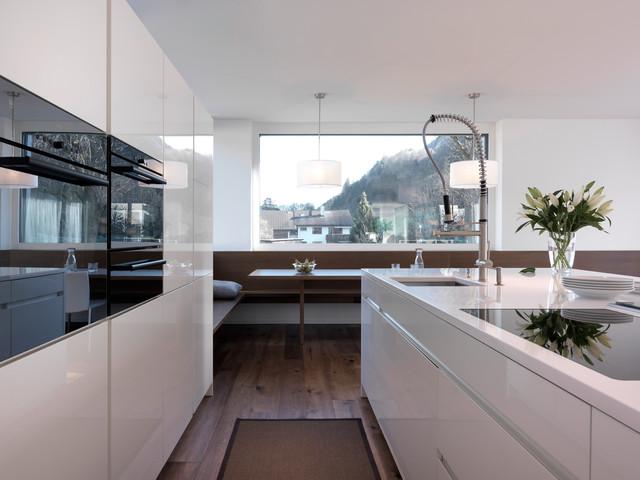 Residential Building | Design*21 | Switzerland Modern Kitchen