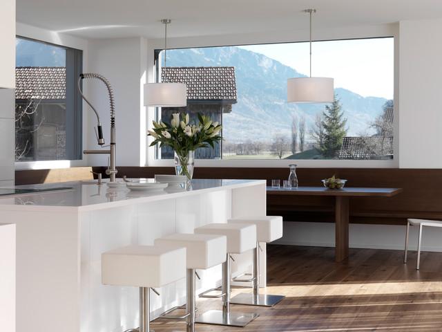 Residential building | Design*21 | Switzerland - Modern - Kitchen ...